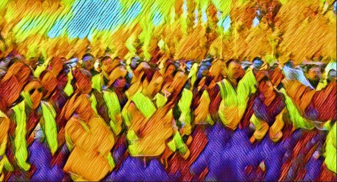 gelbe Westen